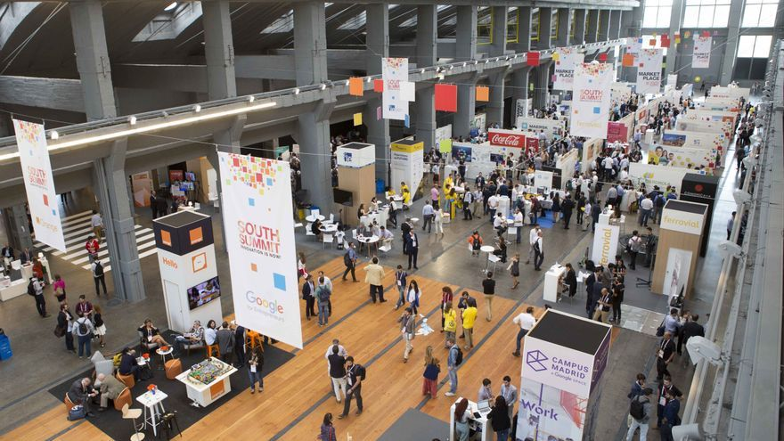 Stands del South Summit 2016