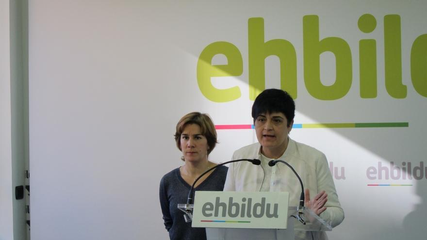 """EH Bildu apoyará la modificación de la ley de Concierto y dará una abstención """"crítica"""" a la del Cupo"""