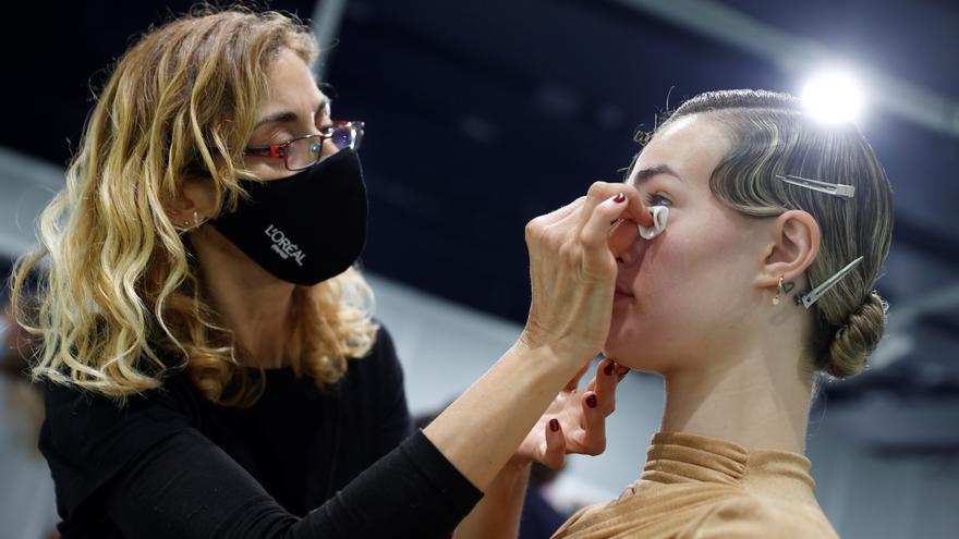 La pasarela de moda de Madrid, lista para dar salida al diseño español