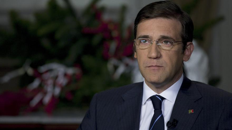 "Portugal vislumbra la salida de ""un periodo difícil"", según Passos Coelho"