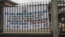 FOTOS | La doble lucha contra la malaria y el ébola