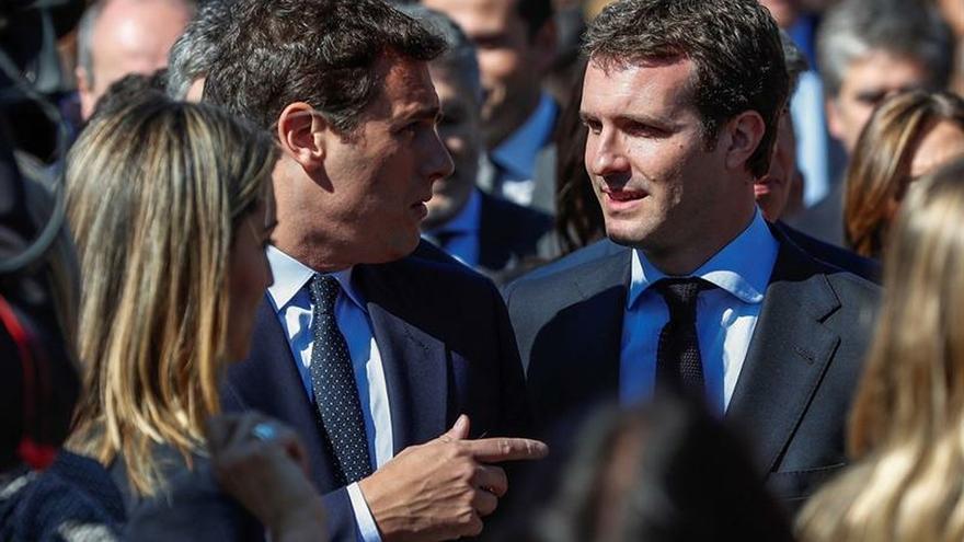 """Cs se compromete a abolir el decreto ley por """"obsoleto"""" y """"poco democrático"""""""