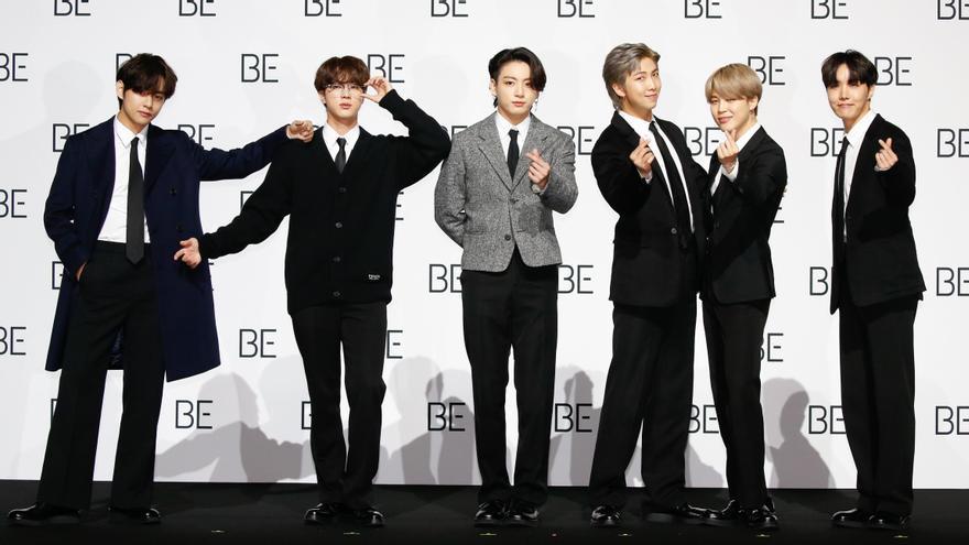 """BTS lanza """"BE (Deluxe edition)"""" y envía un mensaje de ánimo a sus seguidores"""