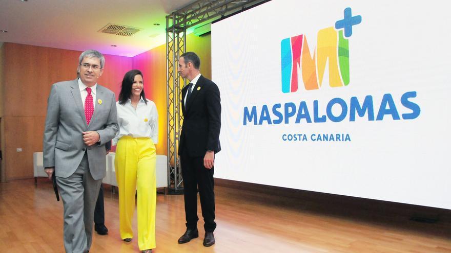 Presentación de la nueva marca de Maspalomas
