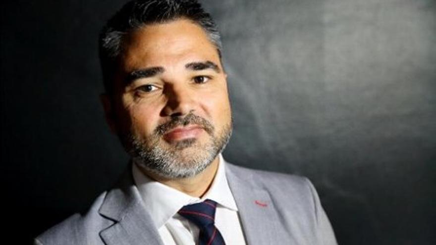 El empresario Alejandro de Pedro Llorca