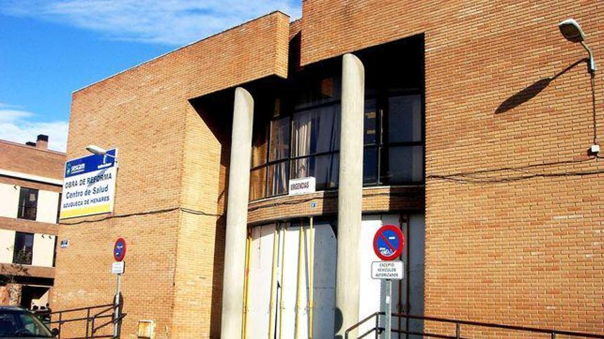 Centro de salud en Azuqueca de Henares