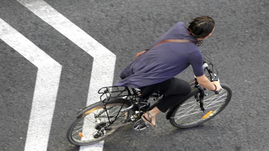Las policías de Navarra realizarán la próxima semana una campaña de control del uso de la bicicleta