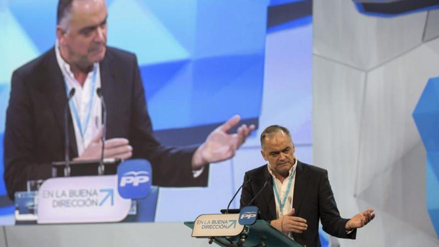 El diputado valenciano del Partido Popular Esteban González Pons