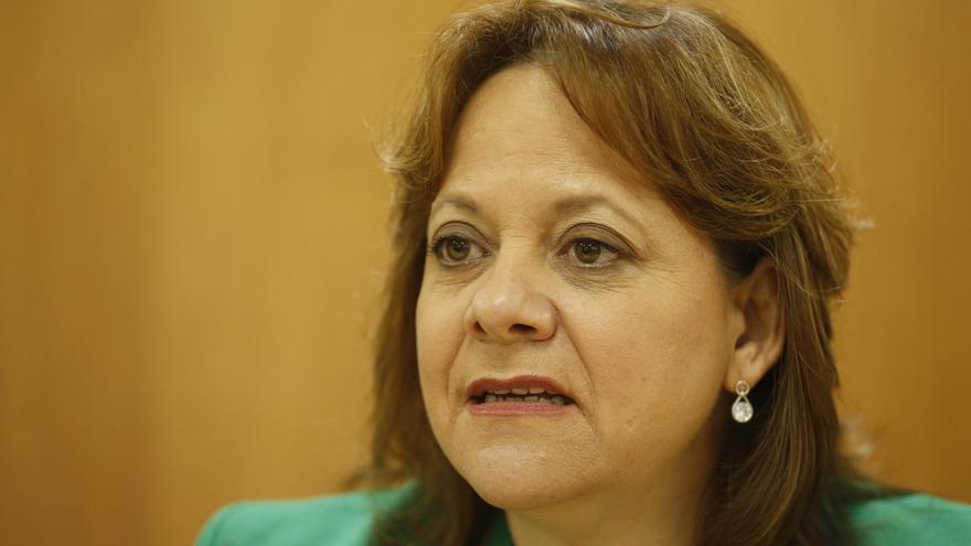 la subsecretaria para Asuntos Multilaterales y Derechos Humanos de México