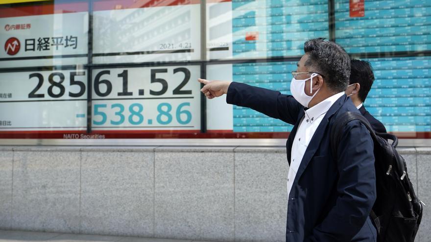 El Nikkei gana un 1,08 % animado por la caza de gangas