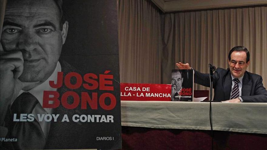 """Bono reclama acuerdos entre el PP y el PSOE en los """"asuntos esenciales"""""""