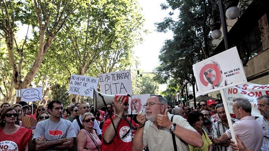 La A.Nacional se declara incompetente para resolver el ERE de Radiotelevisión Valenciana