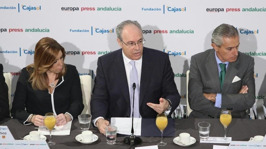 """Presidente del Parlamento andaluz reclama abordar a nivel estatal la eliminación de aforamientos para evitar """"agravios"""""""