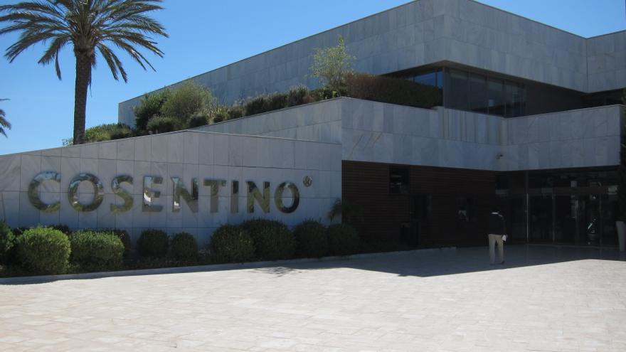 Cosentino prevé un crecimiento anual del 17%, con una inversión de 167 millones entre 2012 y 2014