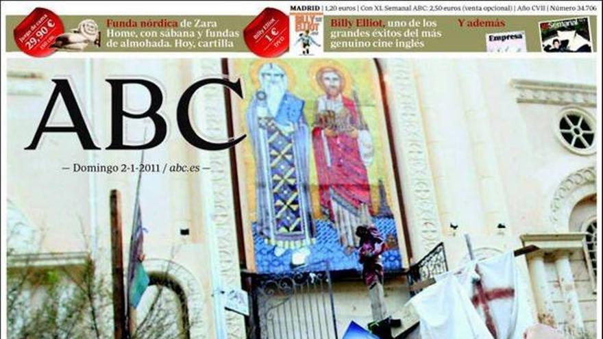 De las portadas del día (02/01/2011) #6