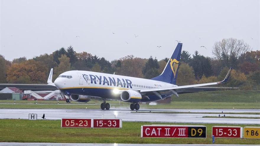 Facua acusa a Ryanair de ocultar información sobre las compensaciones a los usuarios