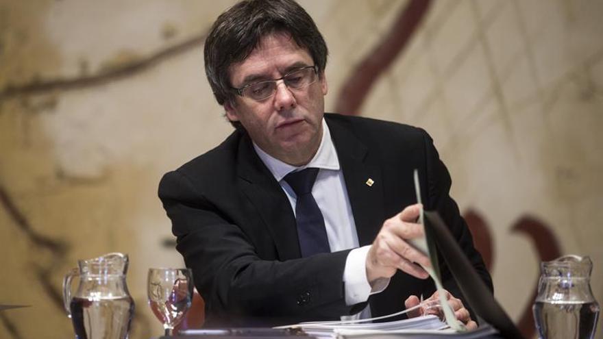 Puigdemont: Para proclamar la independencia bastará la mitad más uno de síes