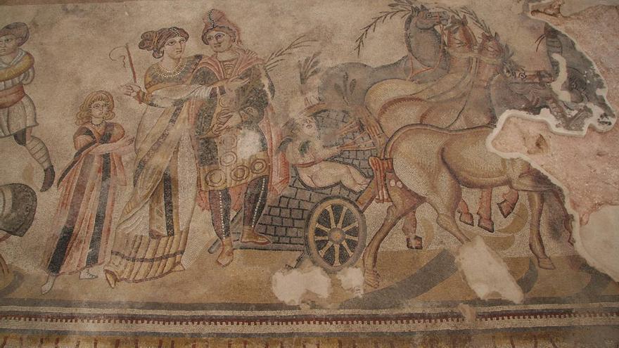 Mosaicos de Noheda