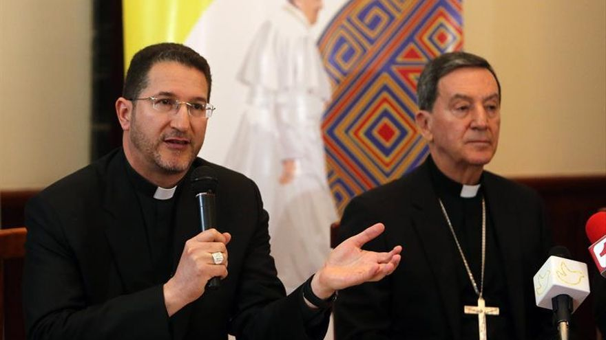 Los jóvenes serán los protagonistas del recorrido del papa Francisco en Bogotá