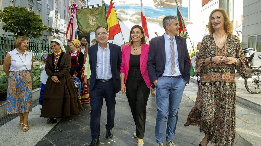 Cantabria abrirá el Festival Folkorissimo de Bruselas con el grupo 'Virgen de las Nieves' de Tanos