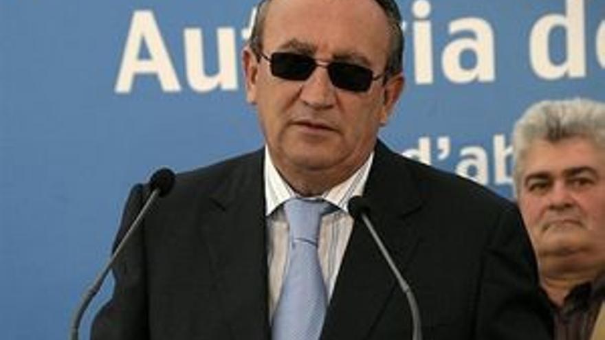 Carlos Fabra. (EUROPA PRESS)