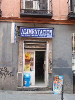 Esta era la tienda de Claudia | LUIS DE LA CRUZ