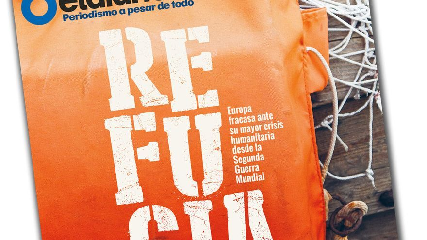 Portada de la nueva revista de eldiario.es