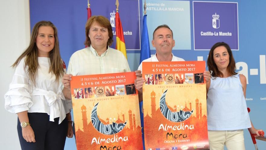 Presentación Festival. FOTO: Gobierno Castilla-La Mancha