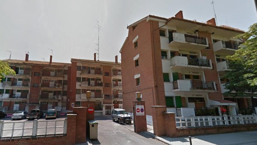 Viviendas de 'peones camineros' en Talavera de la Reina