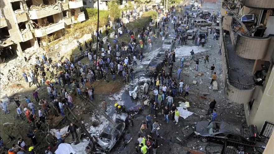 Líder de Hizbulá analiza con el viceministro iraní el último atentado en Beirut