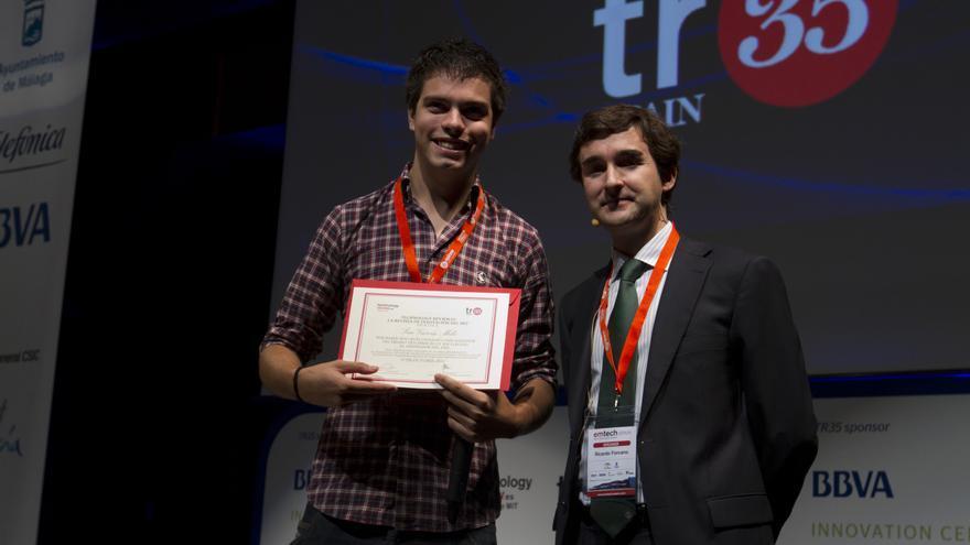 También recibió el premio del MIT Technology Review a Innovador del año
