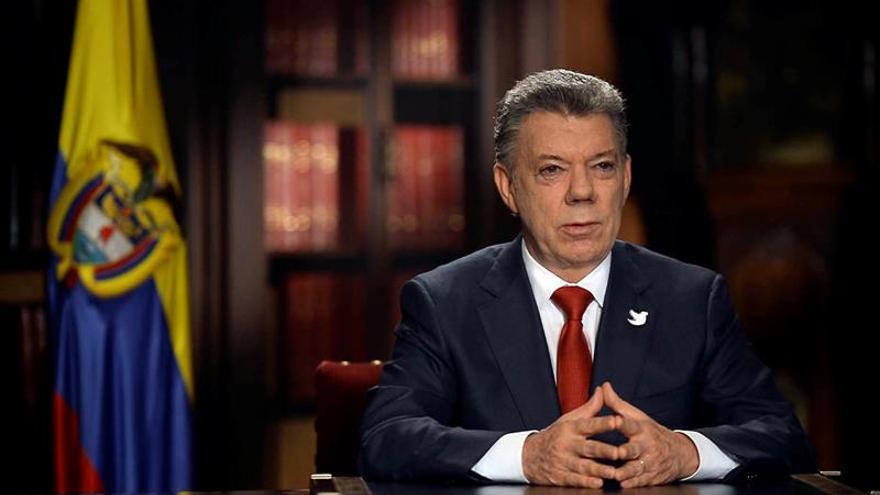 Santos dice que el plebiscito por la paz será el voto más importante de los colombianos