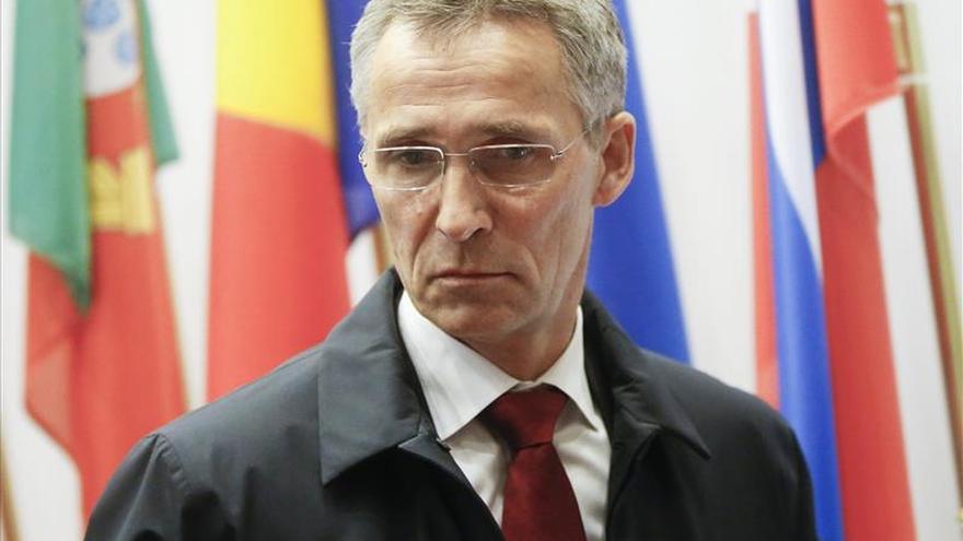 """La OTAN avisa de """"peligro real"""" de repunte de la violencia en Ucrania"""