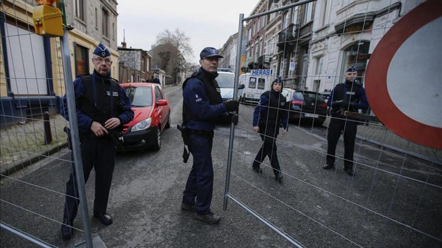 La Fiscalía belga informa de 13 detenidos tras la ultima operación antiterrorista