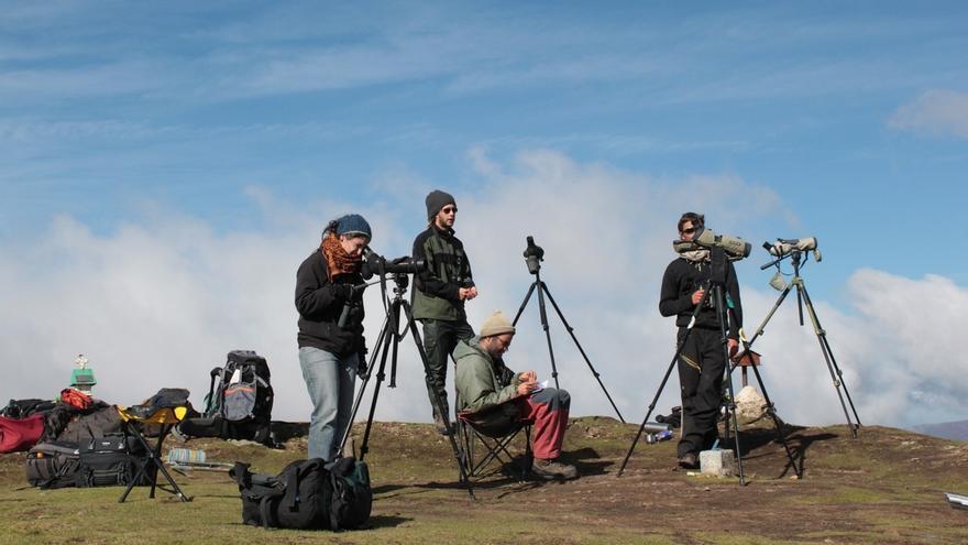 Burguete acoge este domingo una jornada ornitológica y de ecoturismo, dentro del proyecto Lindus 2