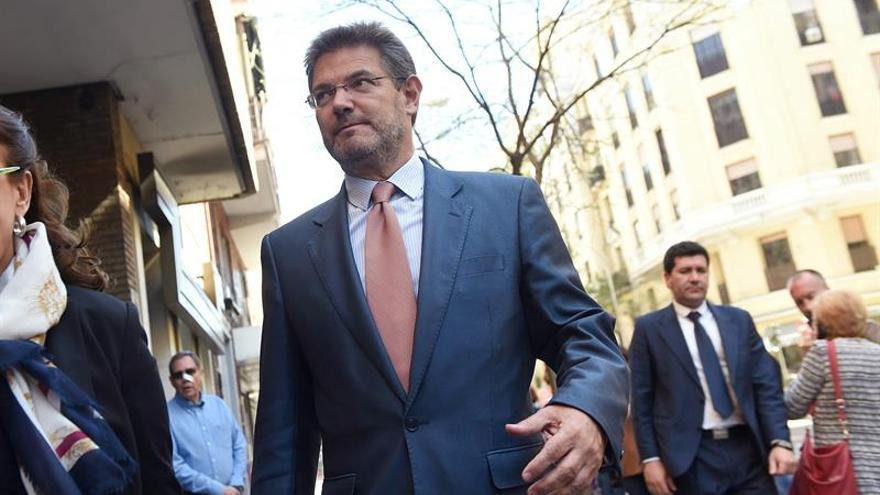 """Cs pide la comparecencia urgente de Catalá por el """"chivatazo"""" a González"""