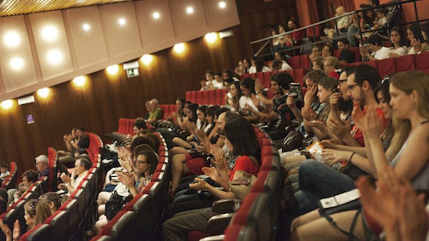 Imagen de la edición del año pasado. FOTO: Festival Corto Ciudad Real