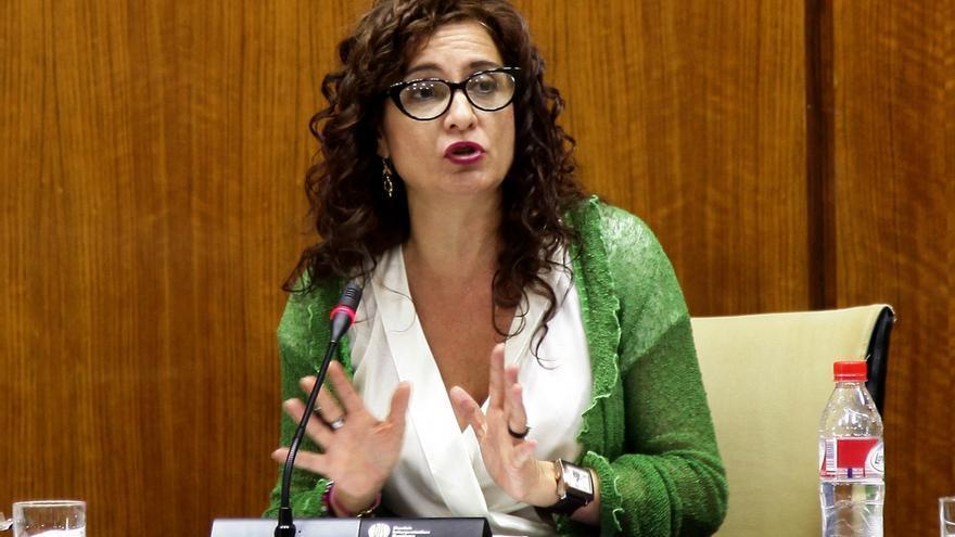 Montero abre este miércoles la ronda de comparecencias de consejeros en Parlamento para abordar el Presupuesto de 2017