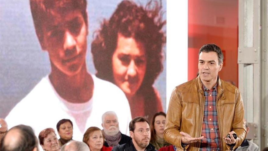"""Pedro Sánchez: """"Un gobierno que no hace nada es un gobierno que no es nada"""""""