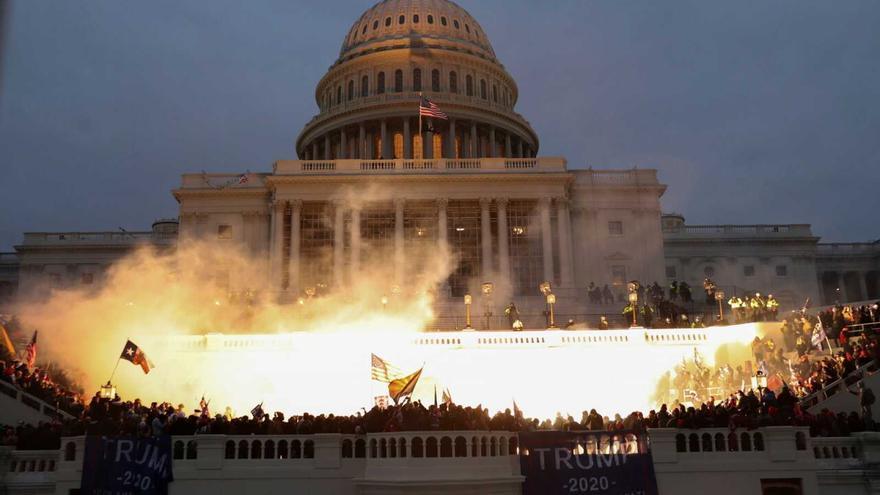 El Capitolio en 'Informe Semanal'