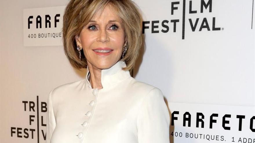 """Jane Fonda y Robert Redford, """"León de Oro"""" a la carrera en la Mostra de Venecia"""