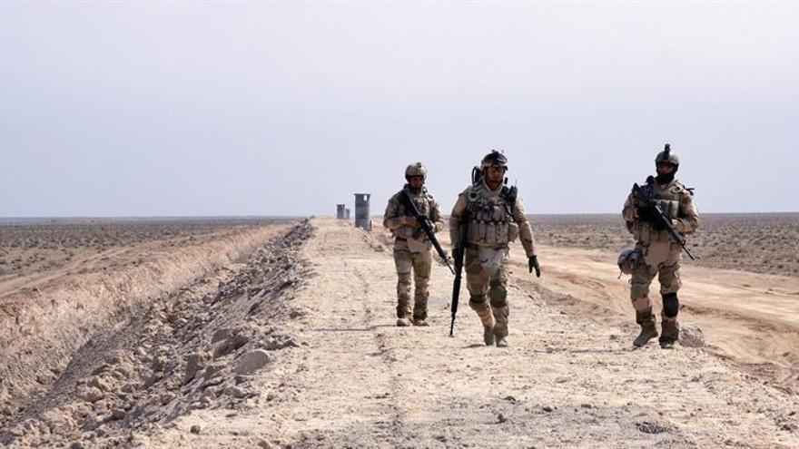 Mueren 5 yihadistas en ataques aéreos de la coalición internacional en Irak