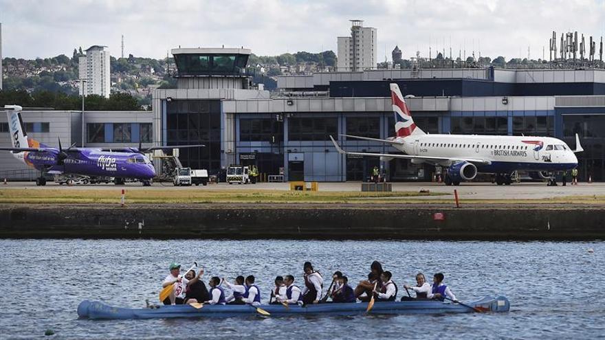 Un grupo canadiense compra el London City Airport por 2.600 millones de euros