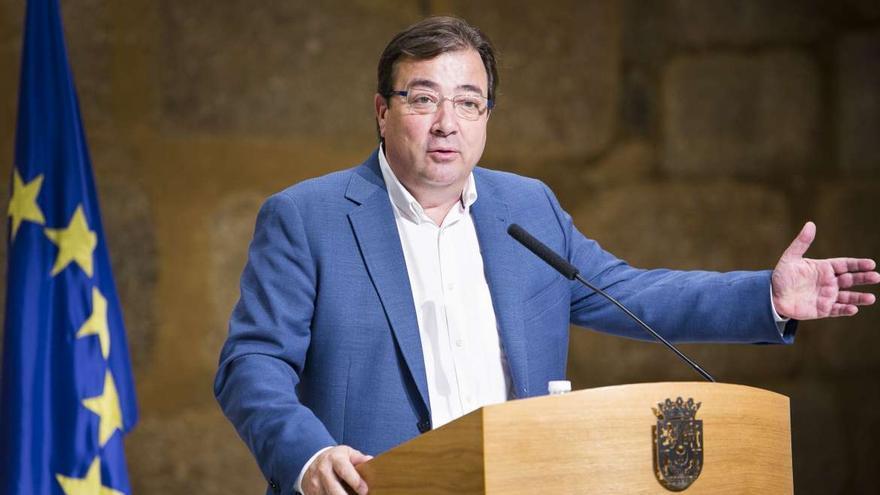 Fernández Vara Extremadura