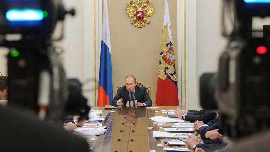 C.Europa destaca ligeros avances de Rusia en la transparencia de los partidos