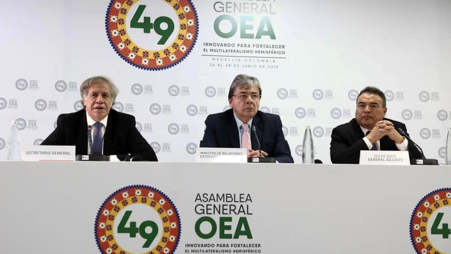 Ponen el dedo en la llaga de la violencia contra líderes sociales en la cumbre de la OEA