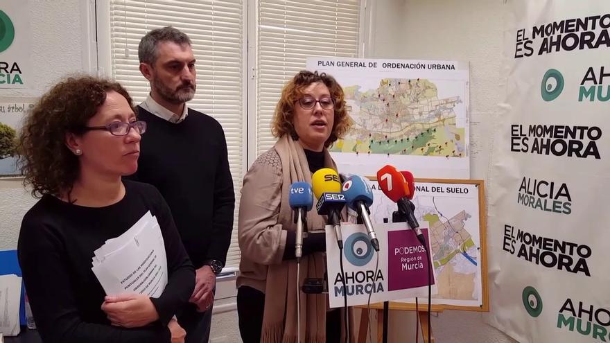 Piden que el Congreso investigue un proyecto del PP de 15 millones de euros en el Río Segura