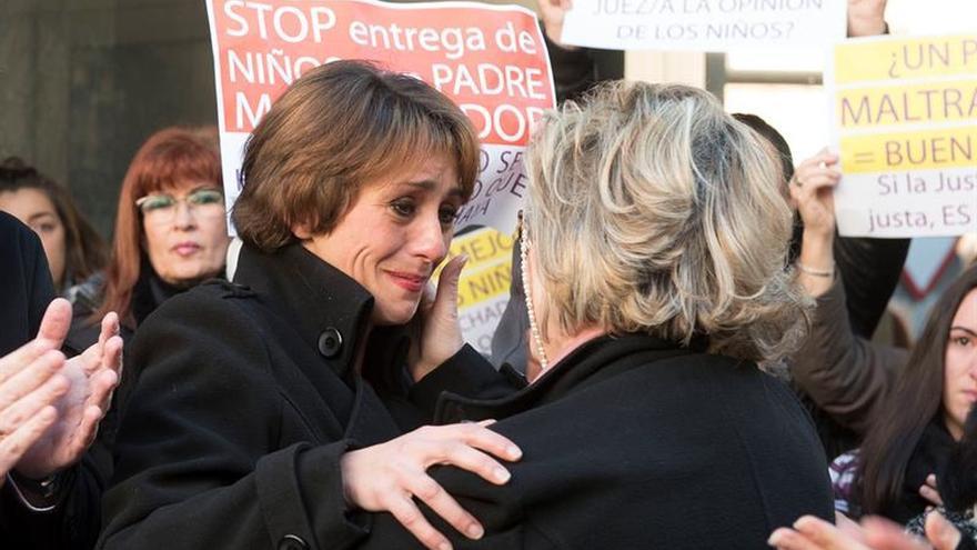 Concentraciones en varias ciudades este lunes en apoyo a Juana Rivas