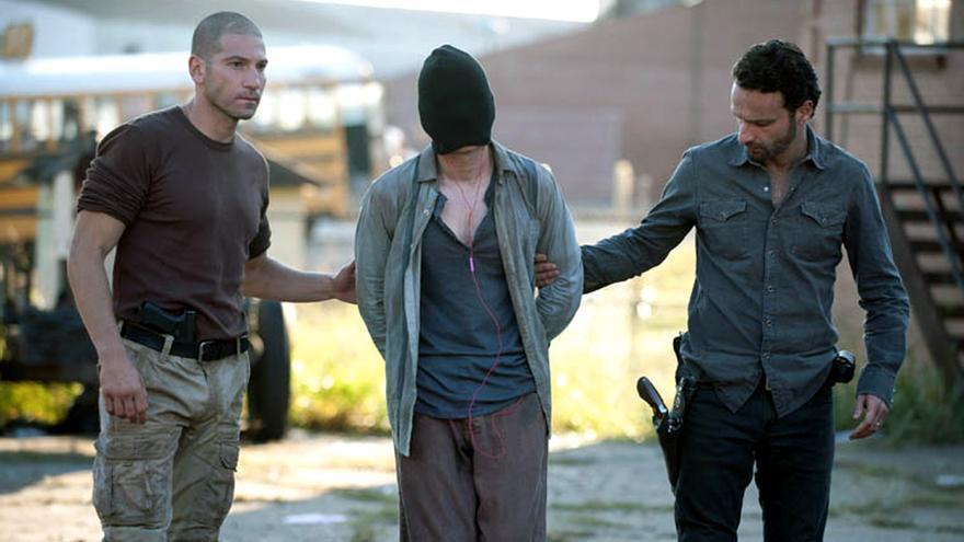 La cuenta de Twitter de The Walking Dead 'trolea' a The Punisher, la nueva serie de Netflix