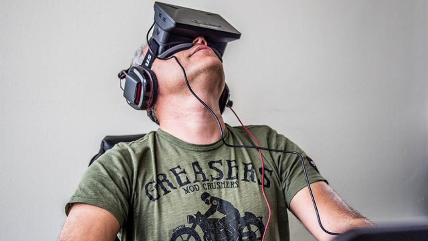 VirtualRealPorn es un portal español que ofrece contenido adulto para las Oculus Rift